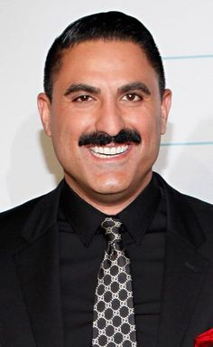 Reza Farahan, Shah of Sunset, I don't care who you are, this guy is hilarious.