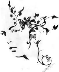 dessin de papillon - Recherche Google