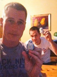 And again... ♡ Brendan and Luke!
