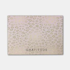Shop Pink Ombre Gold Leopard Print Post-it Notes created by peacefuldreams. Personalize it with photos & text or purchase as is! Printed Post It Notes, Sweet Notes, Pink Leopard, Note Paper, Sticky Notes, White Elephant Gifts, Artwork Prints, Invitation Cards, Create Yourself