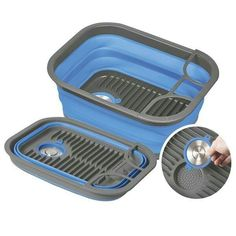 Companion Pop Up Dish tub & Tray Moveable Sink. >> Find out more by checking out the image accessories sink Companion Pop Up Dish tub & Tray Portable Camping Sink Todo Camping, Camping Glamping, Family Camping, Camping Hacks, Outdoor Camping, Camping Style, Truck Camping, Family Tent, Camping Essentials