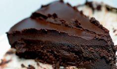 Σο…κόλαση … με γέμιση και ganache σοκολάτας χωρίς αλεύρι