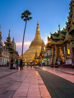 Travel+Leisure named Burma as a destination of the year, but what's it like to travel there? Find out in this photo essay series, Two Lenses on Burma. Myanmar Travel, Asia Travel, Beautiful Architecture, Beautiful Landscapes, Shwedagon Pagoda, Yangon, Buddhist Temple, Photo Essay, Travel And Leisure