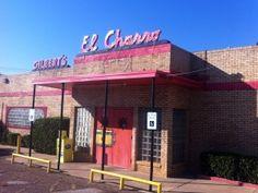 Gilberts El Charro Cafe, Tyler, TX - Sure do miss the old original restaurant!