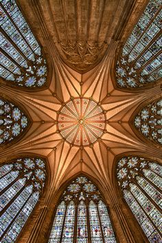 The Chapter House Roof