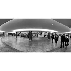 """""""#underground #subway station in #vienna"""" Photo taken by @actuallymt on Instagram, pinned via the InstaPin iOS App! http://www.instapinapp.com (02/10/2015)"""