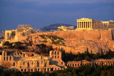 Lonely Planet Top 10 Winter Destinations in Europe - Acropolis, Athens. Image by John Elk III/Getty Images. Athens Acropolis, Athens Greece, Parthenon Greece, Best Winter Destinations, Vacation Destinations, Oh The Places You'll Go, Places To Travel, Places To Visit, Romantic Vacations
