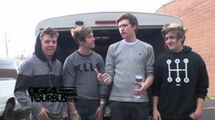 We just posted a brand new episode of BUS INVADERS featuring Late Nite Reading giving an exclusive tour of their van while on the BryanStars Tour! You should go watch the video at http://youtu.be/jDLvGWbiOd4
