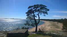 Hanko, Tulliniemi toukokuussa Lappland, Nordic Design, Outdoors, In This Moment, Celestial, Country, Beach, Places, Water