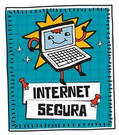 Ilustração para baixar o Guia Internet Segura #betaajudabeta
