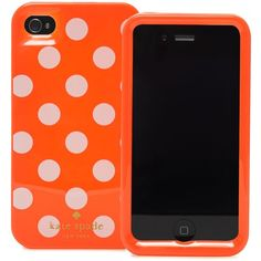 Kate Spade New York Le Pavillion Iphone 4 Case ($30) ❤ liked on Polyvore