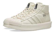Rick Owens Adidas Mastodon Pro | Sole Collector