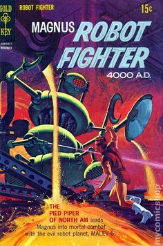 Magnus Robot Fighter (1963 Gold Key) 24