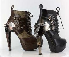 shoes Steam Punk