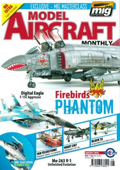 SAA1608 Model Aircraft Vol 15 Issue 8 August 2016