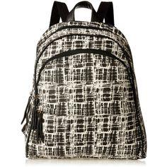 Madden Girl Tutor Backpack ($31) ❤ liked on Polyvore featuring bags, backpacks, madden girl backpack, madden girl bags, rucksack bag, knapsack bags and madden girl