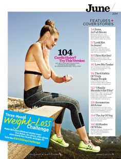 Women's Health South Africa Magazine Subscription, 11 Digital Issues | Zinio - The World's Largest Newsstand