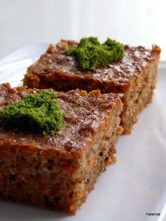 Halenze Özlem'den Resimli Yemek Tarifleri: Havuçlu Cevizli Şambalı