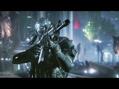 """Epic presented Unreal Engine 4 with tech demo """"Infiltrator"""" Military Robot, Unreal Tournament, Class Games, 3d Video, Videos, Robot Concept Art, Adventure Games, Game Engine, Unreal Engine"""