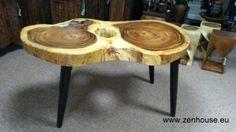 Stôl  AKÁCIA  EXOTIC - dvojkmeň - jedálenský