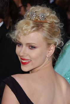 February 2005—Princess Scarlett - Scarlett Johansson's Complete Hair Transformation - Photos