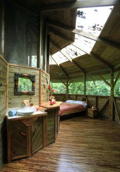 treehouse interior design and decorating ideas