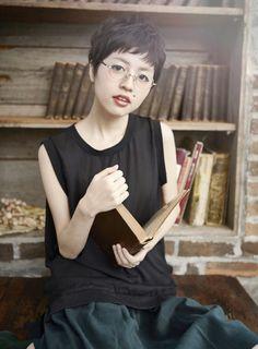 ☆外国人風ベリーショート☆ 髪型・ヘアスタイル・ヘアカタログ ビューティーナビ