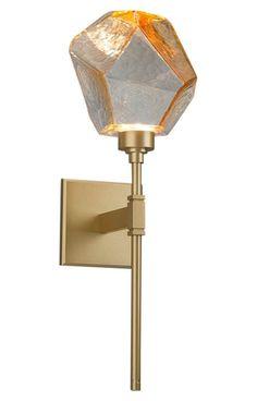 Gem Belvedere Sconce - love this little gem great for a powder room Sconces, Modern Contemporary Design, Bracket Lights, Lamp, Sconce Lamp, Wall Lamp, Light Accessories, Contemporary Lighting, Contemporary Light Fixtures