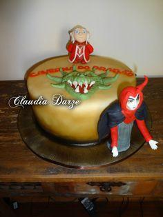 Na, egy ilyen tortát elfogadnék :)