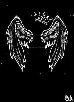 Wings Wallpaper, Glitch Wallpaper, Black Phone Wallpaper, Angel Wallpaper, Emoji Wallpaper, Dark Wallpaper, Galaxy Wallpaper, Screen Wallpaper, Pattern Wallpaper