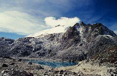Bhutan, Laya to Lunana trail