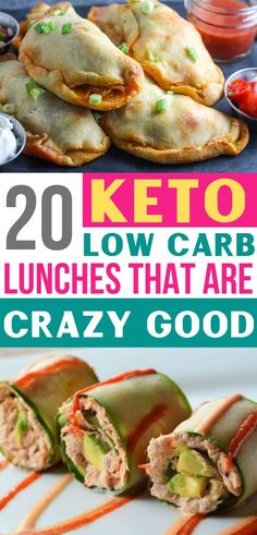 These keto lunches are so EASY! So many low carb lunch recipes to make on my … These keto lunches are so EASY! So many low carb lunch recipes to make on my ketogenic diet! Try the healthy empanadas…they're the BEST! Ketogenic Diet Meal Plan, Ketogenic Diet For Beginners, Diet Plan Menu, Keto Meal Plan, Diet Meal Plans, Ketogenic Recipes, Diet Recipes, Lchf Diet, Slimfast Recipes