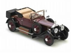 Neo Scale Models 1/43 Scale model Rolls Royce Silver Ghost Doctors Coupe Open £59.99