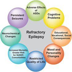 Drug-Resistant Epilepsy: Multiple Hypotheses, Few Answers Epilepsy Surgery, Epilepsy Types, Temporal Lobe Epilepsy, Epilepsy Awareness Month, Facebook Background, Cognitive Problems, Seizure Disorder, Cohort Study