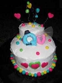 Sarah Bakes: Qu Wedding Cake