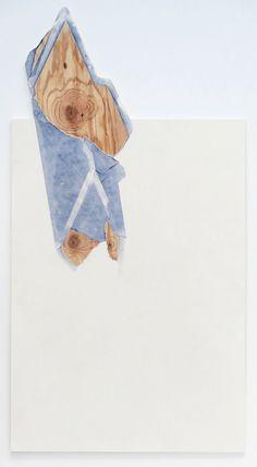 """As A Collar"", 2012 Seth Price"