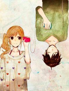-Horimiya- Hori Kyouko and Yanagi Akane~
