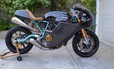 Paul smart custom Ducati 1000