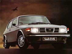 Saab 99 EMS (1975 – 1978).