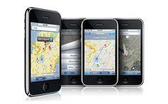 Google maps app iPhone ipad