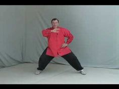 Silk-Reeling Energy for Tai Chi, Bagua, Hsing-I - YouTube