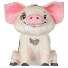 Disney Moana Pua pehmolelu Moana Disney, Three Little Piggies, Moana Pua, Buy Toys, Disney Plush, Plush Animals, Stuffed Animals, Disney Home, Plush Dolls