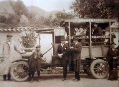 LA BOGOTÁ DE ANTAÑO • Medio de transporte a comienzos del siglo pasado -