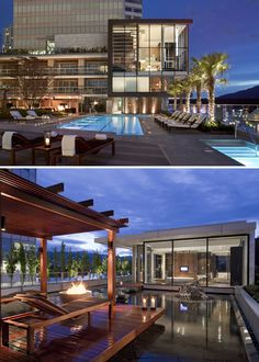 Fairmont Hotel by #JamesCheng Architects. Also, lead architect of #MC2 #Intracorp
