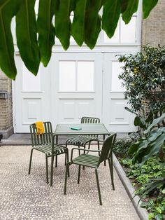 Palissade: An Outdoor Furniture Collection by HAY - NordicDesign