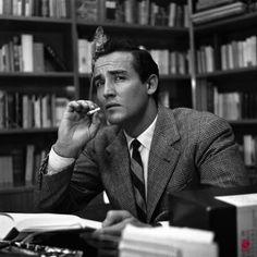 Vittorio Gassman, 100% italian class #style #Italy #cinema