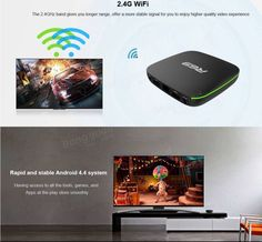 Sunvell R69 Allwinner H2 1GB DDR3 RAM 8GB ROM Android 4.4 2.4G WiFi 100M Android TV Box Mini PC  Features:  CPU: allwinner H2 Quad-Core(1.5GHZ) RAM: DDRIII 1GB ROM: 8GB Ethernet: 100M WIFI: 802.11 b/g /n