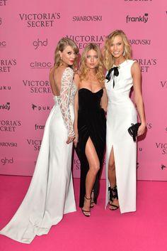 pinterest    ☓ cmbenney // Taylor Swift, Martha Hunt & Karlie Kloss