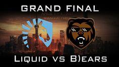 Liquid vs B)ears Grand Final DAC 2017 EU Highlights Dota 2