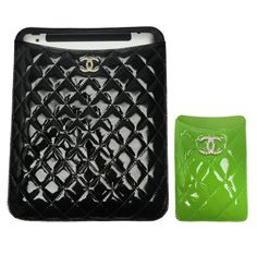 Chanel iPad & iPhone Sleeve, 212 872 8716